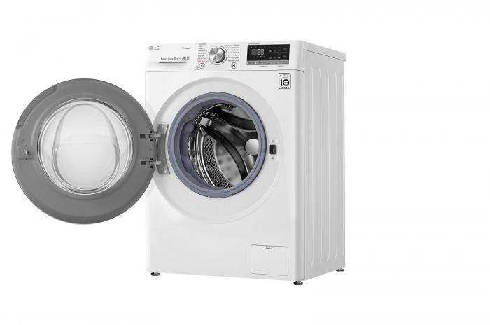 Masina de spalat rufe LG F4WN609S1, 9 Kg, 1400RPM, clasa A+++ 9