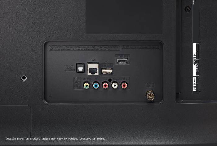 Televizor LED Smart LG, 139 cm, 55UM7450PLA, 4K Ultra HD 8