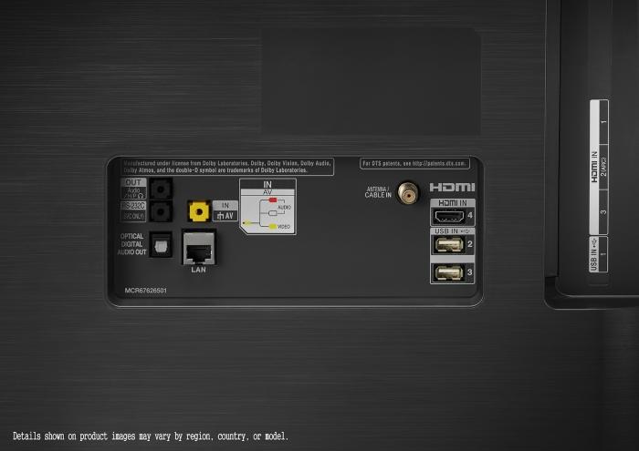 Televizor OLED Smart LG, 139 cm, OLED55C9PLA 9
