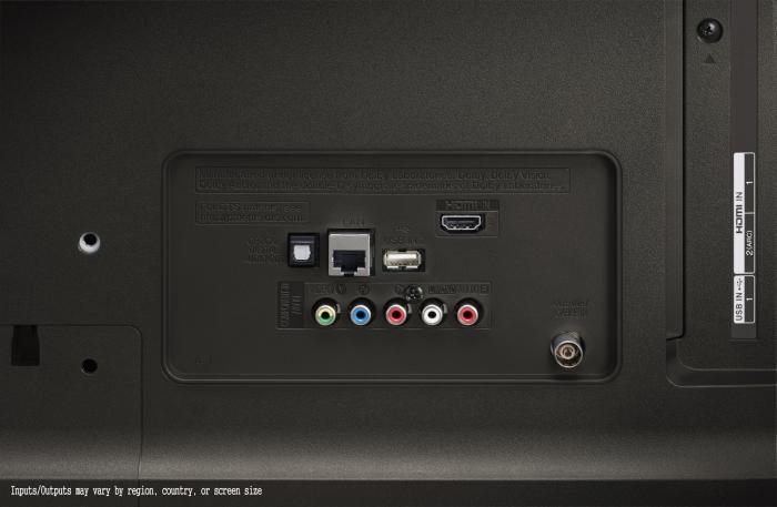 Televizor LED LG 108 cm, 43UK6400PLF