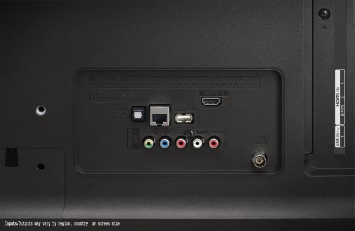 Televizor LED Smart LG, 123 cm, 49UK6470PLC