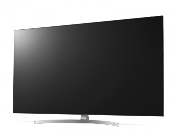 Televizor Super UHD Smart LG, 139 cm, 55SK8500PLA