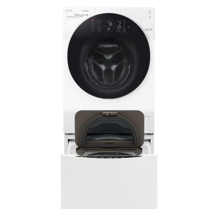 Masina de spalat cu uscator LG F6WD148TWIN