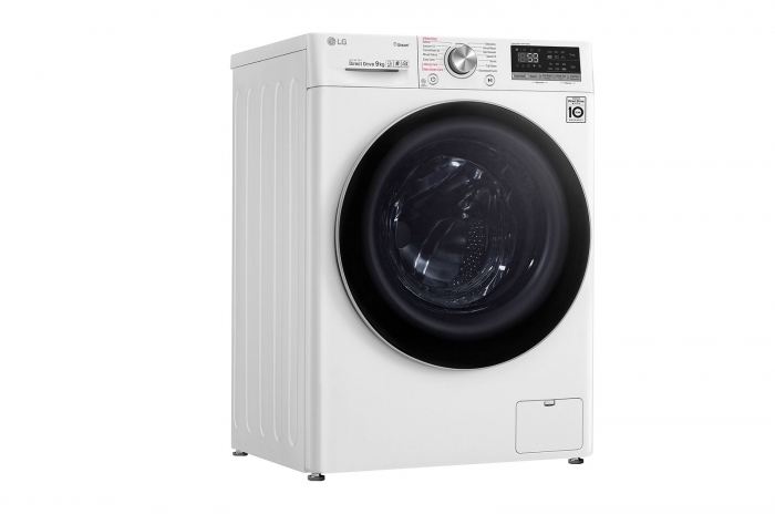 Masina de spalat rufe LG F4WN609S1, 9 Kg, 1400RPM, clasa A+++ 8