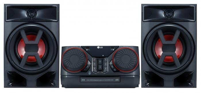 Minisitem audio LG CK43, 300W