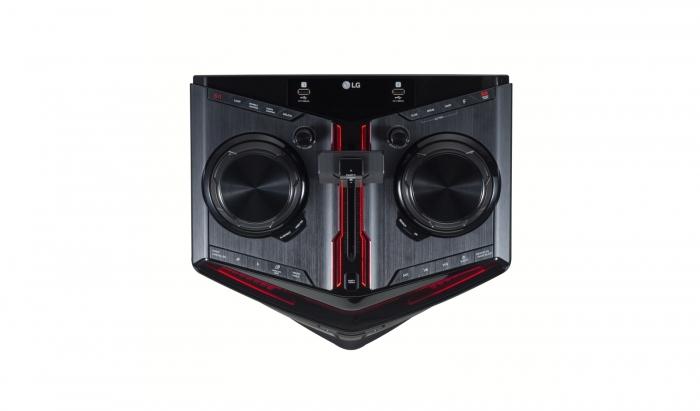 Sistem audio LG OJ98, 1800W