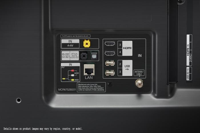 Televizor LED Smart LG, 123 cm, 49SM8200PLA, 4K Ultra HD 8