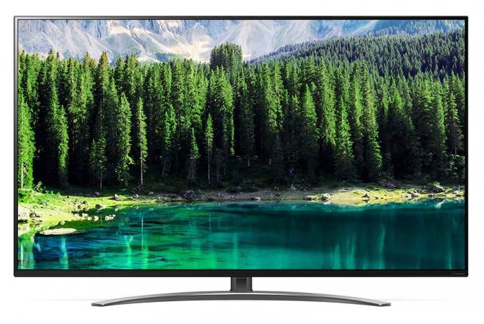 Televizor LED Smart LG, 139 cm, 55SM8600PLA, 4K Ultra HD 0
