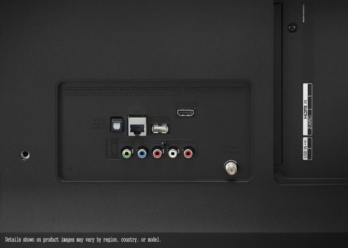Televizor LED Smart LG, 139 cm, 55UM7100PLB, 4K Ultra HD 8