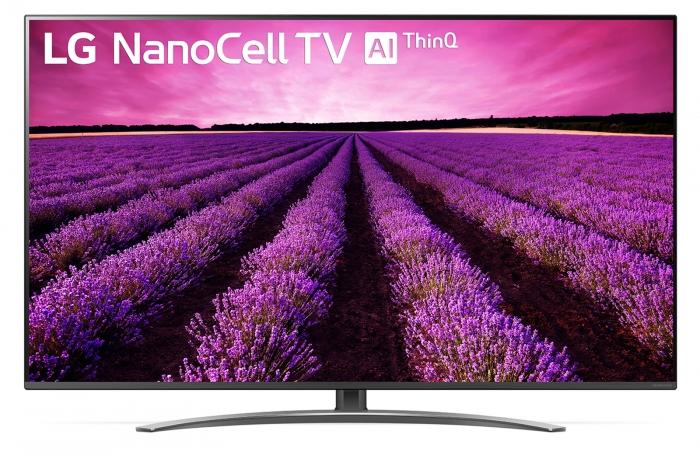 Televizor LED Smart LG, 139 cm, 55SM8200PLA, 4K Ultra HD 0