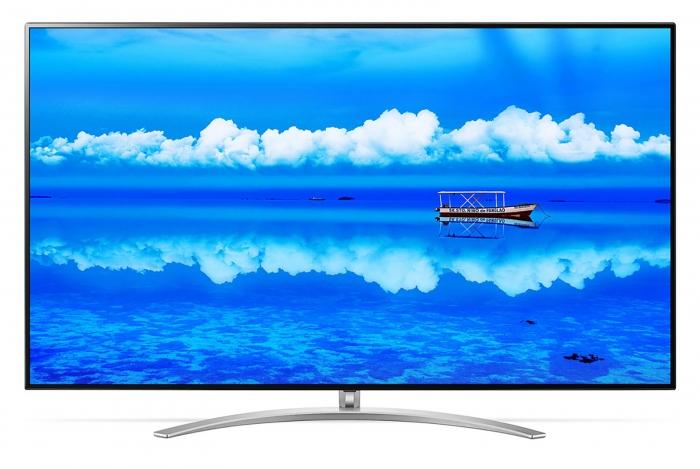 Televizor LED Smart LG, 139 cm, 55SM9800PLA, 4K Ultra HD 0