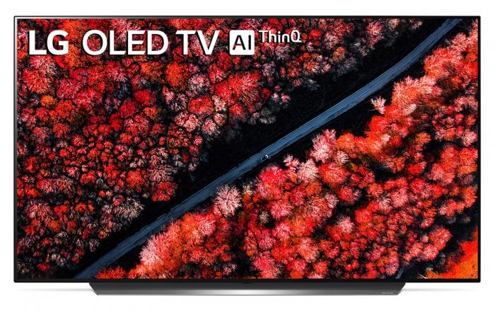 Televizor OLED Smart LG, 139 cm, OLED55C9PLA 0